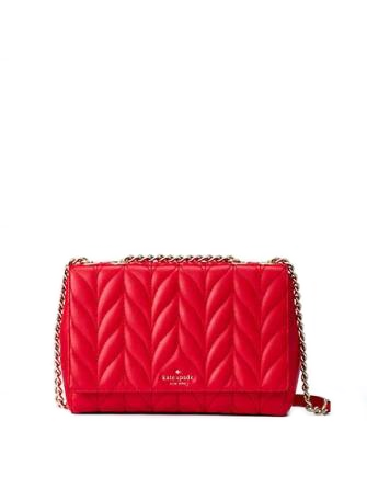 Kate Spade New York Briar Lane Quilted Emelyn Shoulder Bag