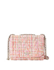 Kate Spade New York Briar Lane Quilted Tweed Mini Emelyn Crossbody