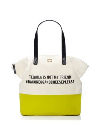 Kate Spade New York Call To Action Terry Tequila Tote