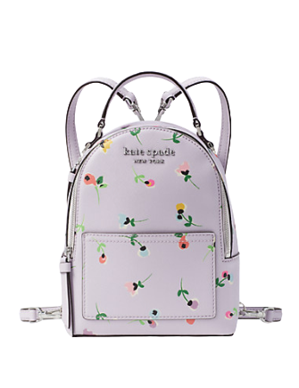 Kate Spade New York Cameron Floral Ditsy Mini Convertible Backpack