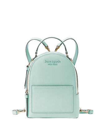 Kate Spade New York Cameron Monotone Mini Convertible Backpack
