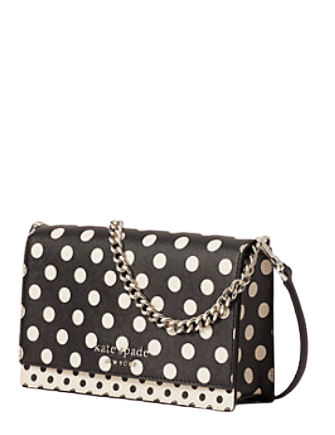 Kate Spade New York Cameron Picture Dot Convertible Crossbody