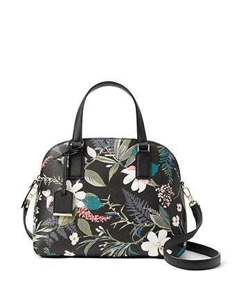 Kate Spade New York Cameron Street Botanical Lottie Satchel