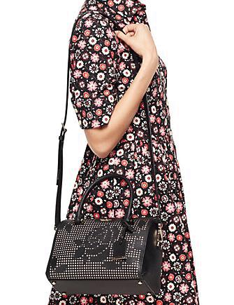 Kate Spade New York Cameron Street Perforated Large Lane Satchel
