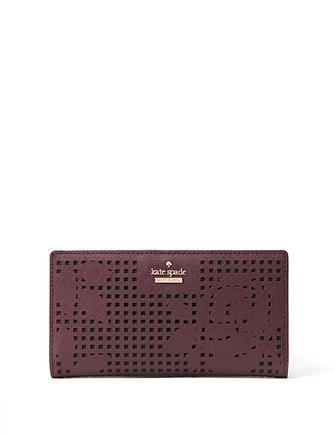 Kate Spade New York Cameron Street Perforated Stacy Wallet