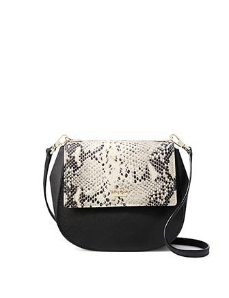 Kate Spade New York Cameron Street Snake Small Byrdie Crossbody
