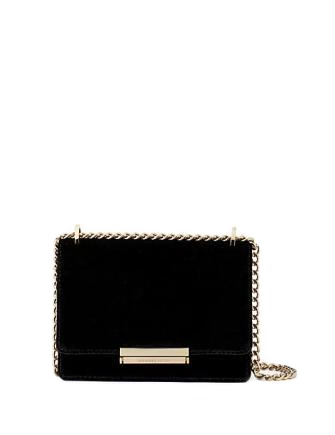 Kate Spade New York Cameron Street Velvet Hazel Shoulder Bag