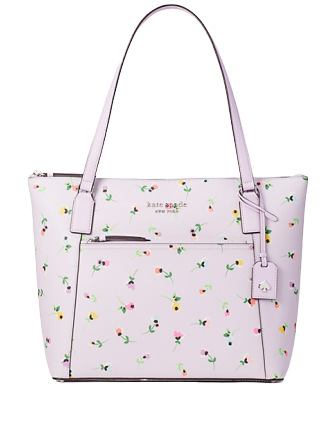 Kate Spade New York Cameron Wildflower Ditsy Pocket Tote