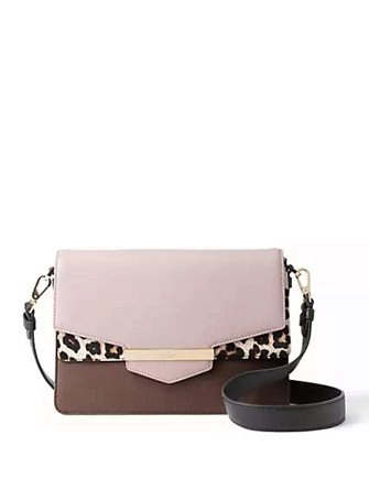 Kate Spade New York Carmel Court Luxe Kaela Shoulder Bag