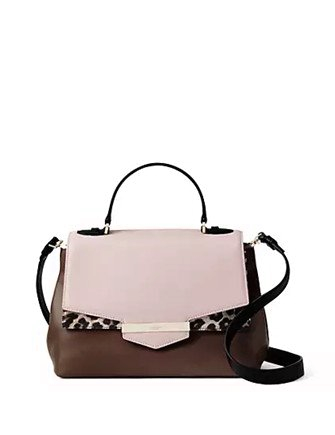 Kate Spade New York Carmel Court Luxe Yalena Satchel