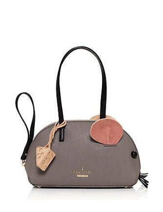 Kate Spade New York Cat's Meow Mouse Satchel Bag