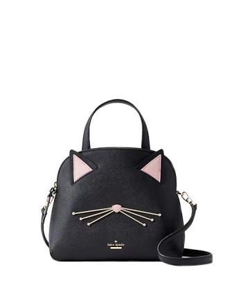 Kate Spade New York Cat's Meow Small Lottie Satchel
