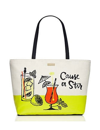 Kate Spade New York Cause a Stir Francis Cocktail Tote
