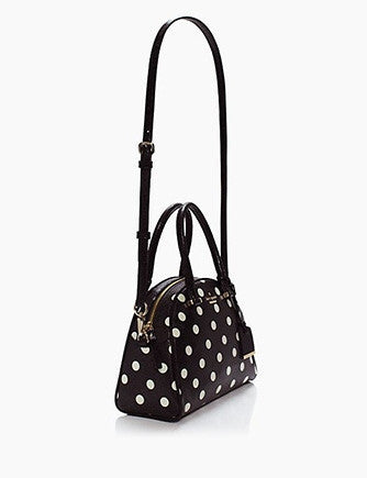 Kate Spade New York Cedar Street Polka Dot Small Pearl Satchel