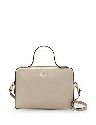 Kate Spade New York Cedar Street Joyce Crosshatched Satchel