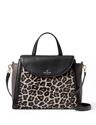 Kate Spade New York Cobble Hill Haircalf Adrien Satchel