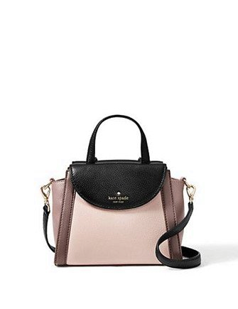 Kate Spade New York Cobble Hill Leather Small Adrien Satchel