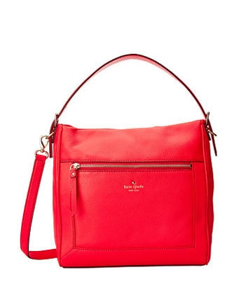 Kate Spade New York Cobble Hill Small Harris Leather Crossbody