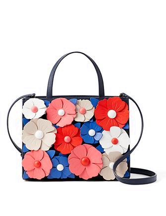 Kate Spade New York Daisy Lane Sam Floral Satchel