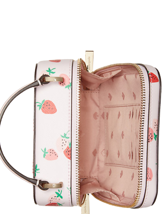 Kate Spade New York Daisy Strawberries Crossbody