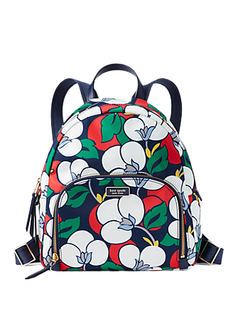 Kate Spade New York Dawn Breezy Floral Medium Backpack