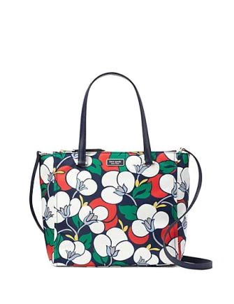 Kate Spade New York Dawn Breezy Floral Medium Satchel