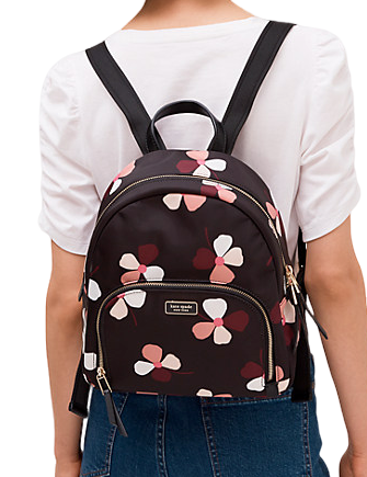Kate Spade New York Dawn Dusk Buds Medium Backpack