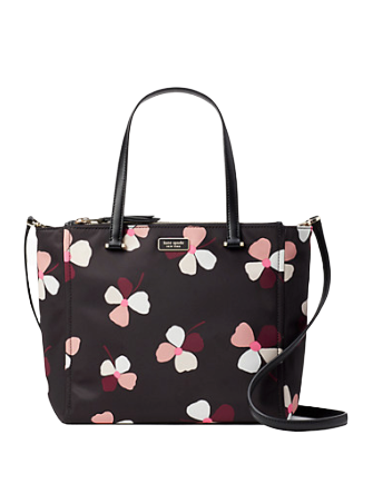 Kate Spade New York Dawn Dusk Buds Medium Satchel