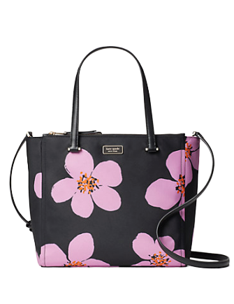 Kate Spade New York Dawn Grand Flora Medium Satchel