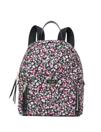 Kate Spade New York Dawn Park Ave Floral Medium Backpack