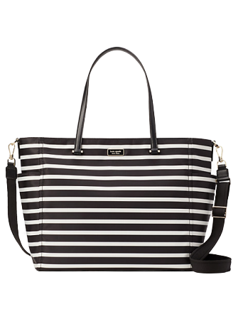 Kate Spade New York Dawn Sailing Stripe Baby Bag
