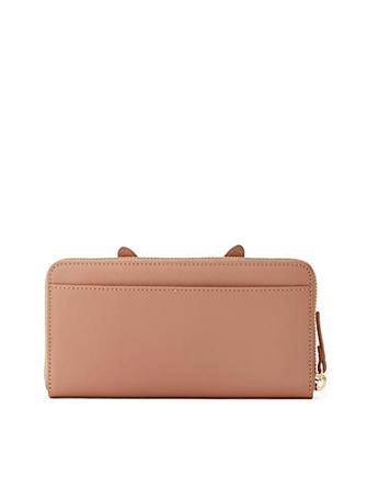Kate Spade New York Desert Muse Bunny Lacey Wallet