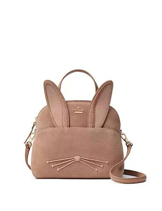 Kate Spade New York Desert Muse Rabbit Small Lottie Satchel