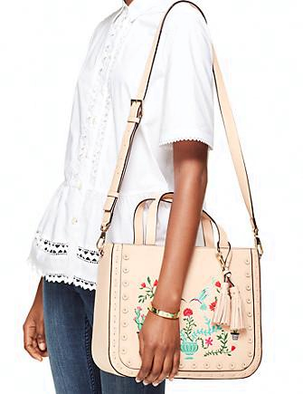 Kate Spade New York Dewitt Lane Tahlia Satchel