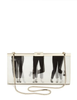 Kate Spade New York Disco Nap Dancing Feet Clutch