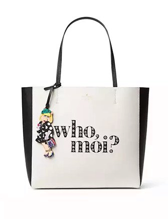 Kate Spade New York Disney Miss Piggy Collection Who Moi Hallie
