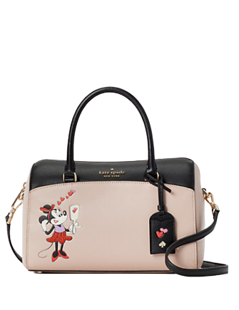 Kate Spade New York Disney x Kate Spade New York Minnie Mouse Med Duffel Bag