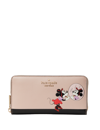 Kate Spade New York Disney X Minnie Large Continental