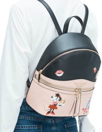 Kate Spade New York Disney x Minnie Mouse Medium Backpack