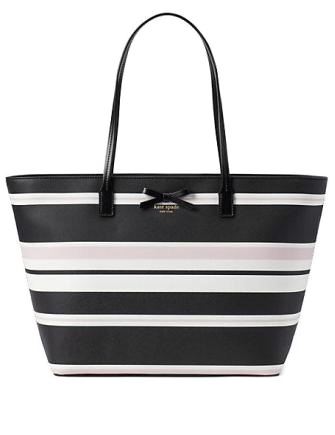 Kate Spade New York Eden Street Stripe Margareta Tote