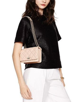 Kate Spade New York Emerson Place Quilted Mini Vivenna Crossbody