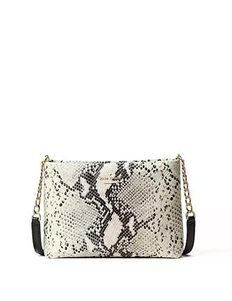 Kate Spade New York Emerson Snake Embossed Caterina Shoulder Bag