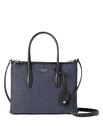 Kate Spade New York Eva Denim Small Zip Top Satchel