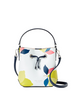 Kate Spade New York Eva Lemon Zest Small Bucket