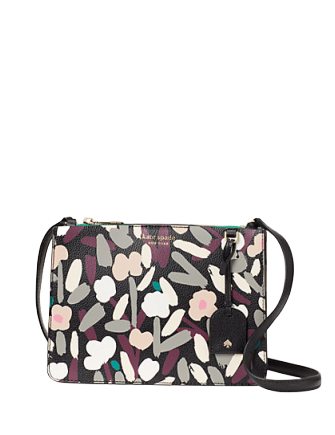 Kate Spade New York Eva Triple Gusset Crossbody