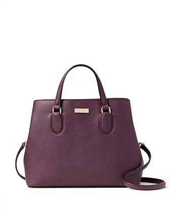 Kate Spade New York Evangelie Laurel Way Satchel