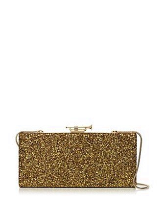 Kate Spade New York Smoke And Mirrors Lyric Glittering Clutch