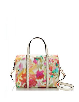 4723a6ec8 Kate Spade New York Grant Street Giverny Floral Mini Cassie Satchel ...