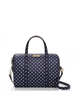 Kate Spade New York Grant Street Polka Dot Mini Cassie Satchel