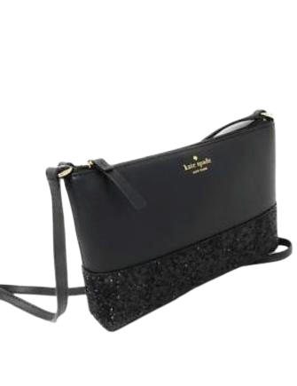 Kate Spade New York Greta Court Ramey Glitter Crossbody